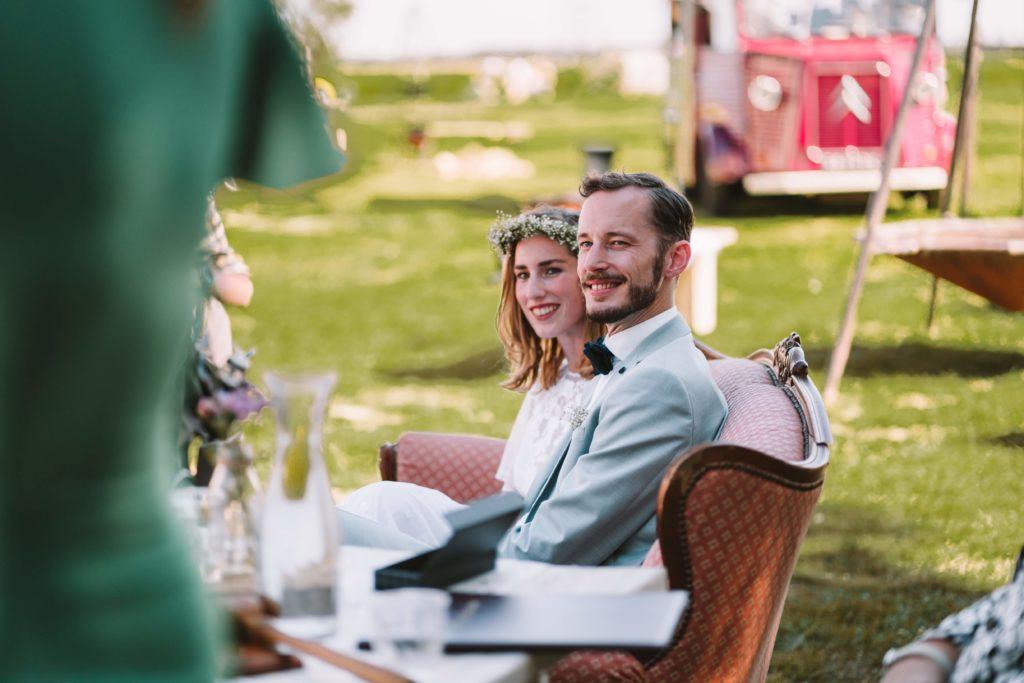 Saskia trouwt trouwambtenaar babs Review bruiloft: Joost & Renée