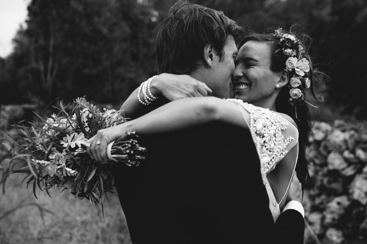 Saskia trouwt
