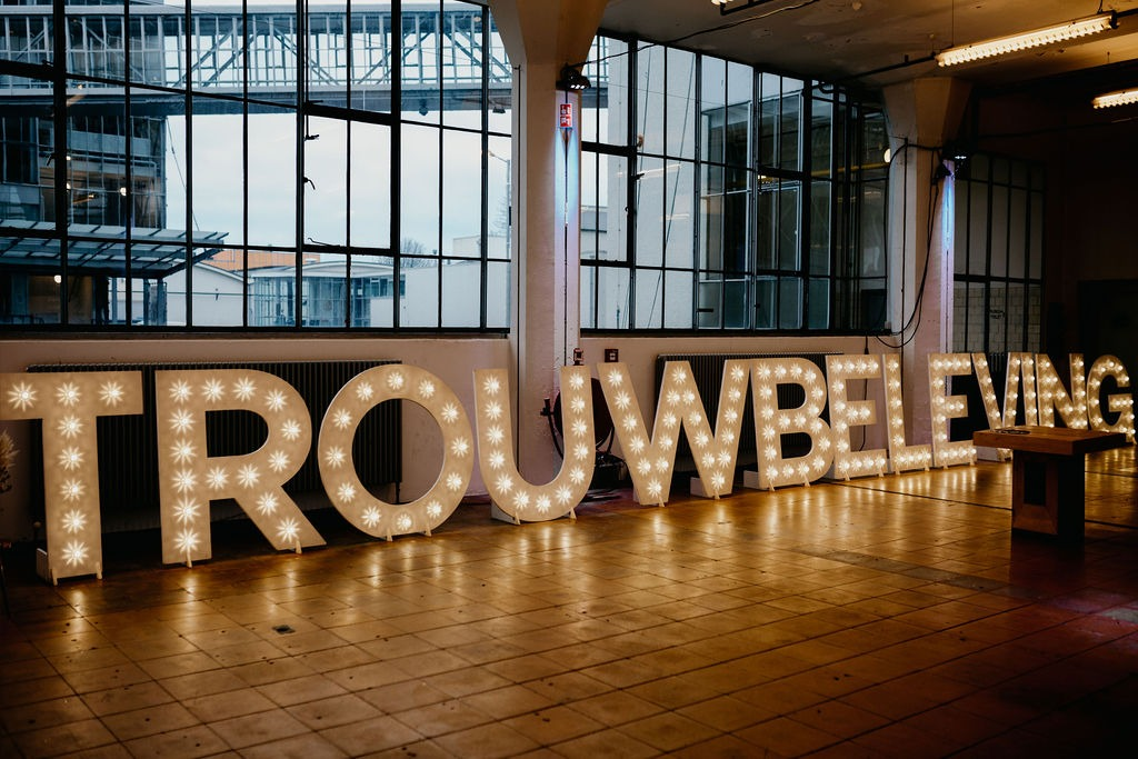 trouwbeleving trouwbeurs Saskia trouwt
