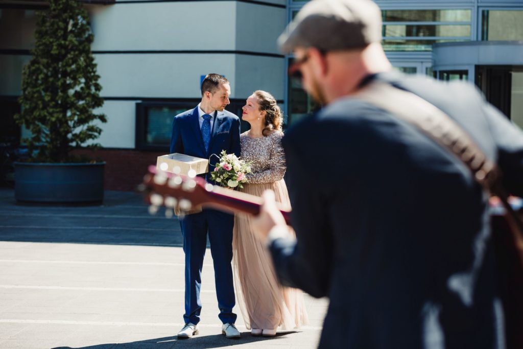 trouwen corona bruiloft